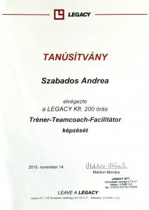 SZA TTF diploma